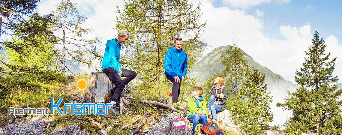 Wanderurlaub in Radstadt für die ganze Familie
