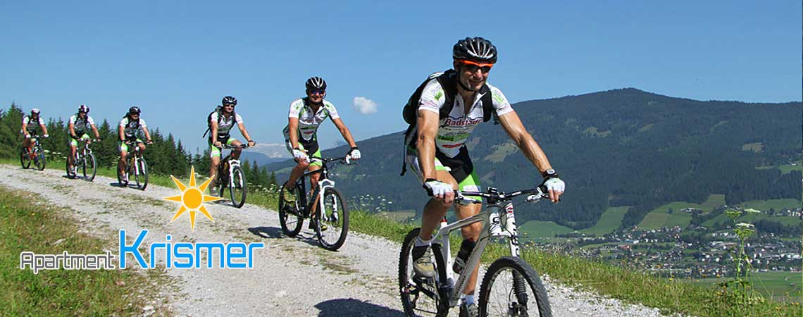Radstadt - Mountainbikers Paradiese