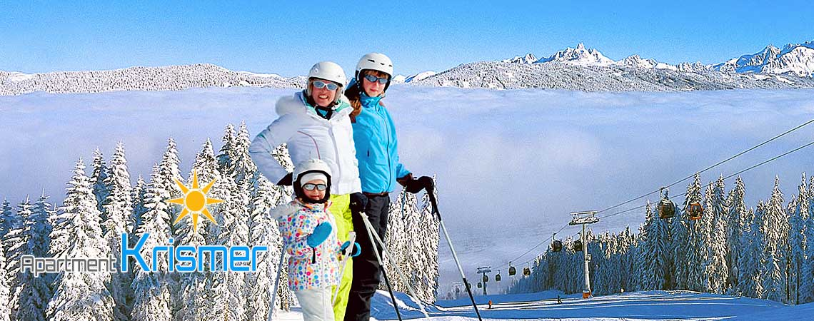 Familienurlaub in Skiamade & Salzburger Sportwelt