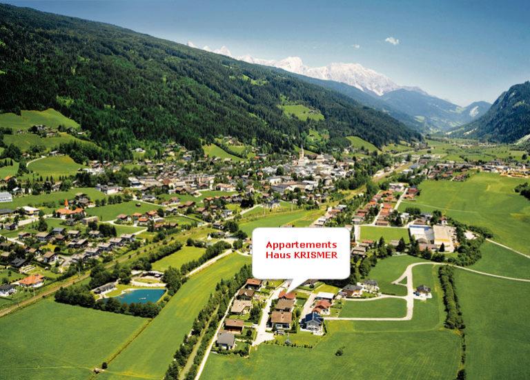 Lageplan Radstadt